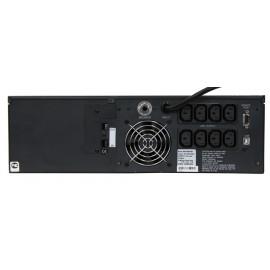Источник бесперебойного питания Powercom King Pro RM KIN-3000AP LCD 1800Вт 3000ВА черный