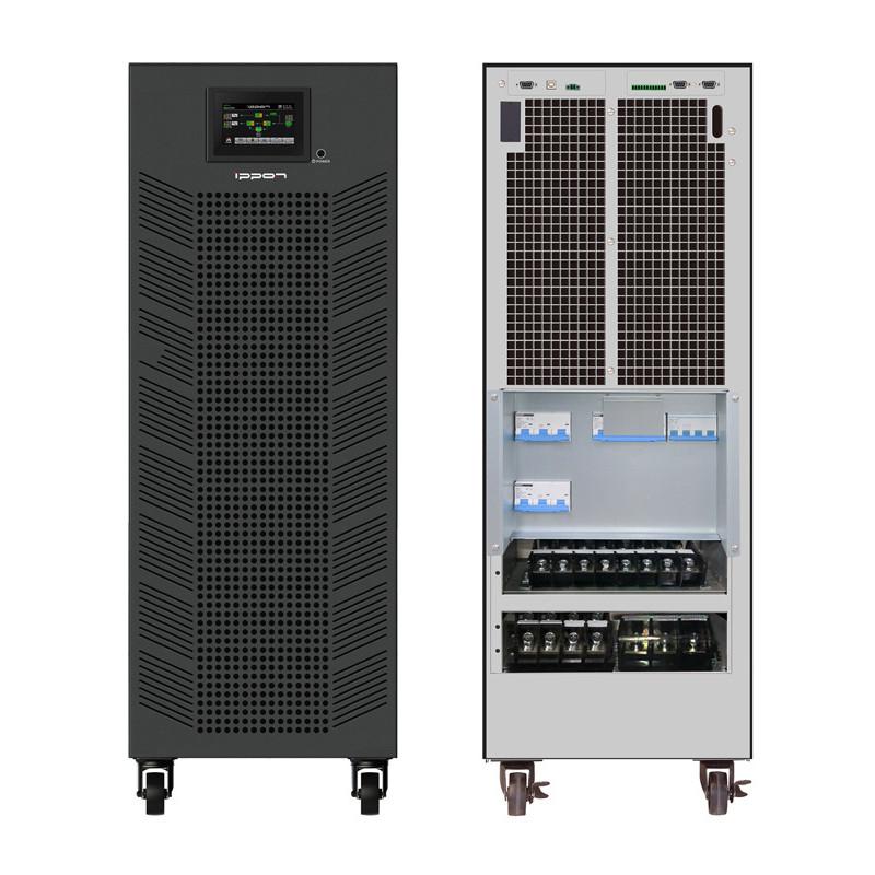 Источник бесперебойного питания Ippon Innova RT 33 60K Tower 60000Вт 60000ВА черный