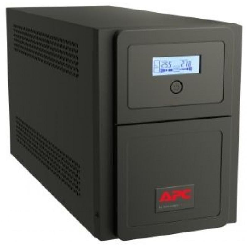 Источник бесперебойного питания APC Easy-UPS SMV750CAI 525Вт 750ВА черный
