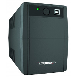 Источник бесперебойного питания Ippon Back Basic 850S Euro 480Вт 850ВА черный