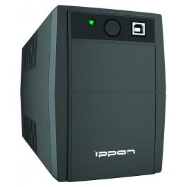 Источник бесперебойного питания Ippon Back Basic 1050S Euro 600Вт 1050ВА черный