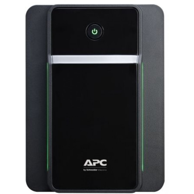 Источник бесперебойного питания APC Back-UPS BX1600MI-GR 900Вт 1600ВА черный
