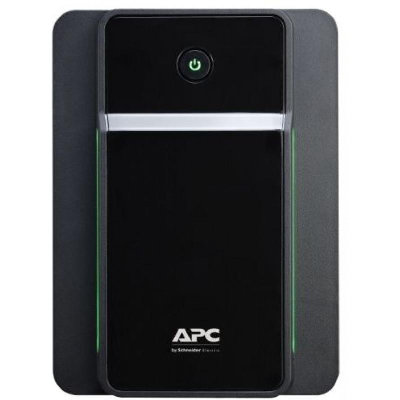Источник бесперебойного питания APC Back-UPS BX1200MI 650Вт 1200ВА черный