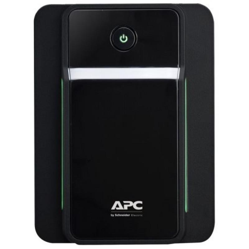 Источник бесперебойного питания APC Back-UPS BX750MI 410Вт 750ВА черный
