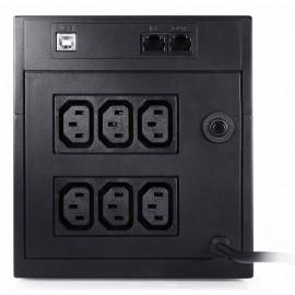 Источник бесперебойного питания Powercom Raptor RPT-2000AP 1200Вт 2000ВА черный