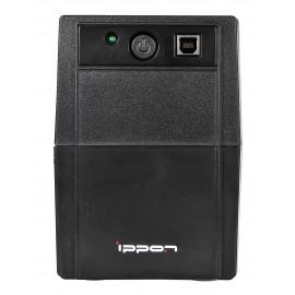 Источник бесперебойного питания Ippon Back Basic 650 360Вт 650ВА черный