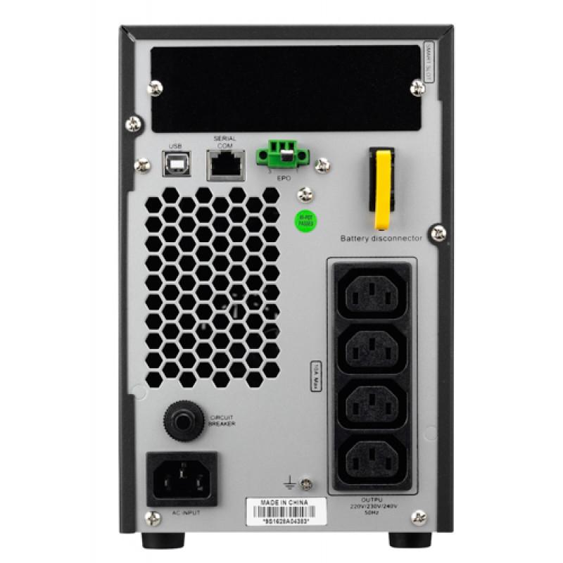 Источник бесперебойного питания APC Smart-UPS RC SRC2KI 1600Вт 2000ВА черный