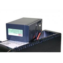 Источник бесперебойного питания Powercom Imperial IMP-625AP 375Вт 625ВА черный