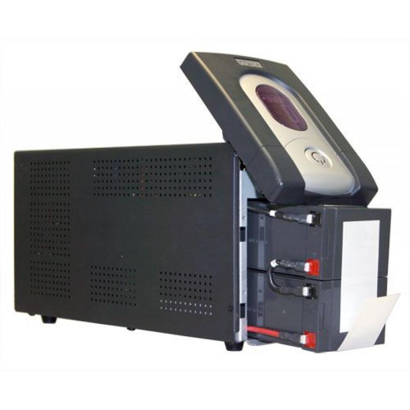 Источник бесперебойного питания Powercom Imperial IMD-1200AP 720Вт 1200ВА черный