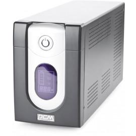 Источник бесперебойного питания Powercom Imperial IMD-1500AP 900Вт 1500ВА черный