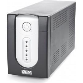 Источник бесперебойного питания Powercom Imperial IMP-2000AP 1200Вт 2000ВА черный