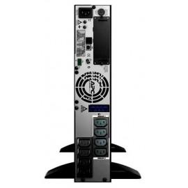 Источник бесперебойного питания APC Smart-UPS X SMX1500RMI2U 1200Вт 1500ВА черный