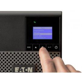 Источник бесперебойного питания Eaton 5P 1150i 770Вт 1150ВА черный/серебристый