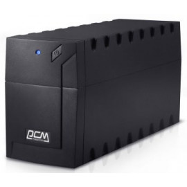 Источник бесперебойного питания Powercom Raptor RPT-1000AP 600Вт 1000ВА черный