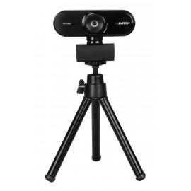Камера Web A4Tech PK-935HL черный 2Mpix (1920x1080) USB2.0 с микрофоном