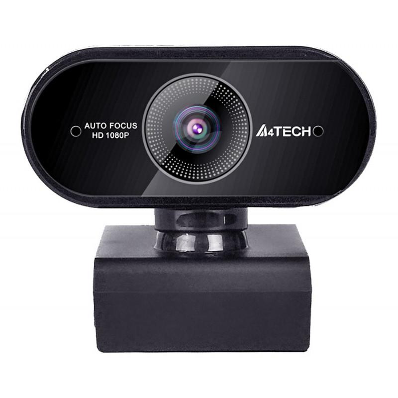 Камера Web A4Tech PK-930HA черный 2Mpix (1920x1080) USB2.0 с микрофоном