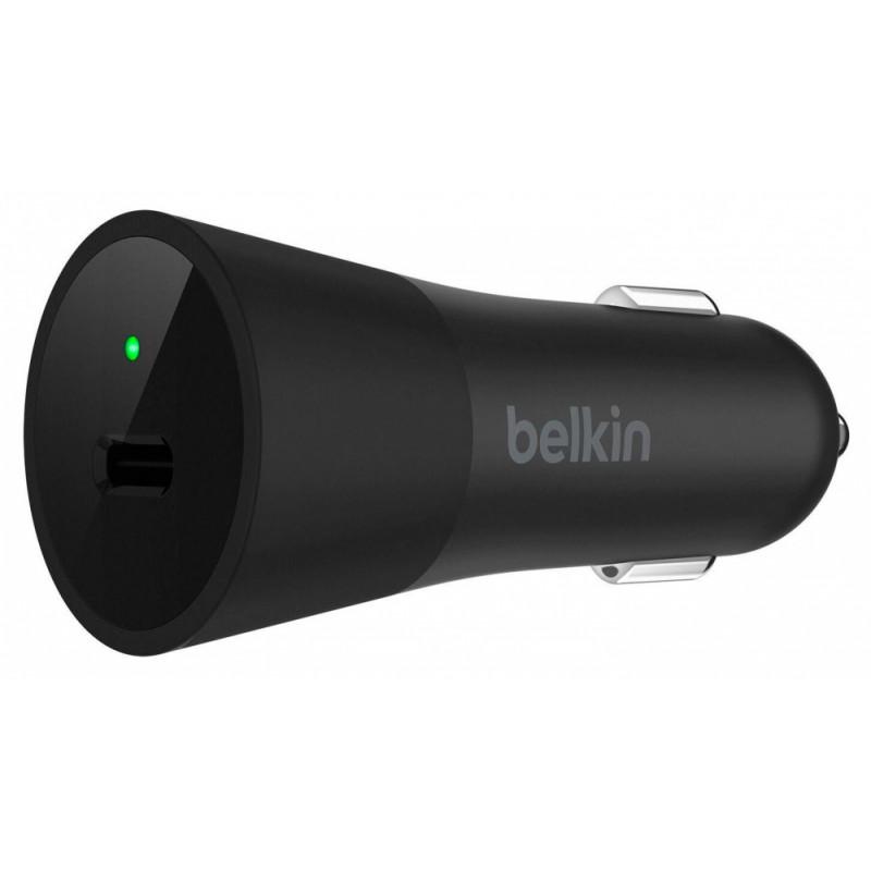 Автомобильное зар./устр. Belkin F7U013dsBLK для Apple