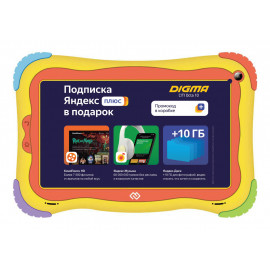 Планшет Digma Optima Kids 7 RK3126C (1.2) 4C/RAM1Gb/ROM16Gb 7