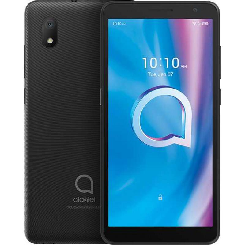 Смартфон Alcatel 5002H 1B 32Gb 2Gb черный моноблок 3G 4G 2Sim 5.5
