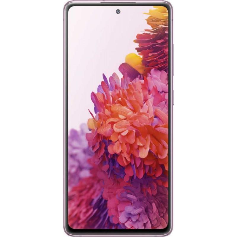 Смартфон Samsung SM-G780F Galaxy S20 FE 256Gb 8Gb лаванда моноблок 3G 4G 2Sim 6.5