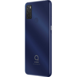 Смартфон Alcatel 6025H 1S 32Gb 3Gb синий моноблок 3G 4G 2Sim 6.52