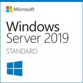 Операционная система Microsoft Windows Server 2019 Std 5 Clt 64 bit Eng BOX (P73-07680)