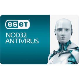 Программное Обеспечение Eset NOD32 NOD32 Антивирус 1 ПК 1Y Card (NOD32-ENA-NS(ACARD)-1-1)