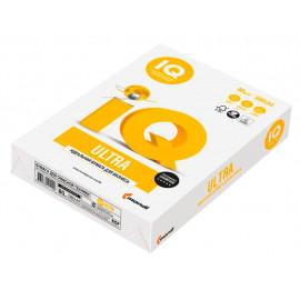 Бумага IQ ULTRA A4/80г/м2/500л./белый CIE168%