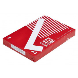 Бумага Kym Lux A3/80г/м2/500л./белый CIE170% общего назначения(офисная)