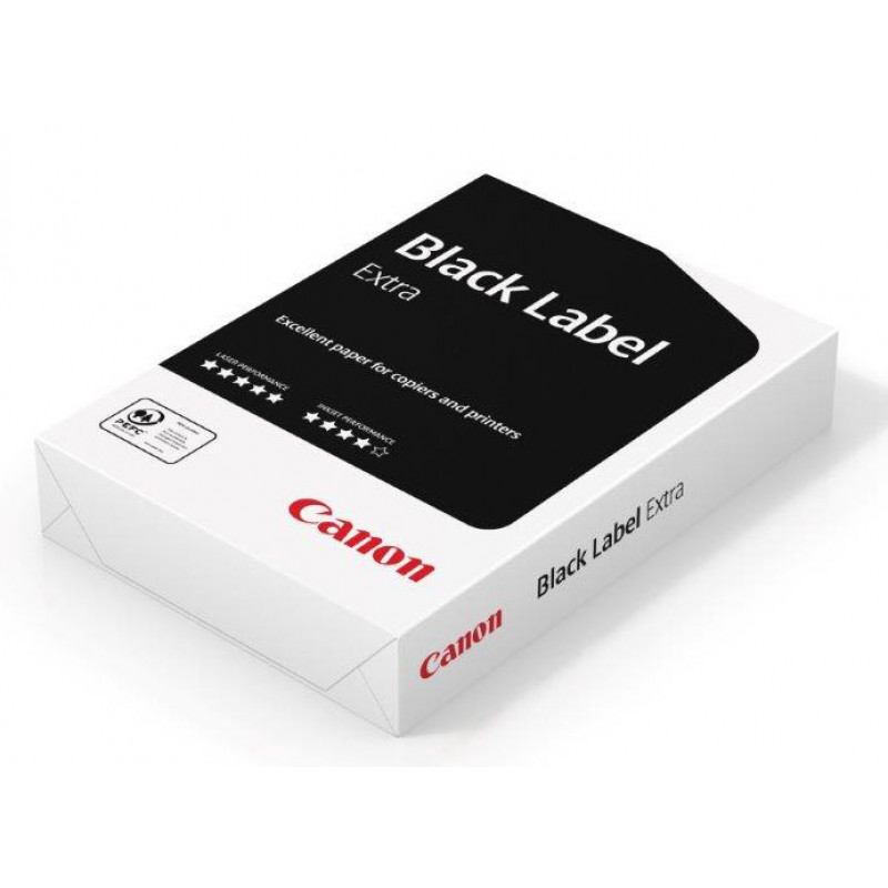 Бумага Canon Black Lable Extra/Premium Label 8169B011AA/8169B001AA A4/80г/м2/500л./белый универсальная