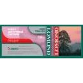 Бумага Lomond 1204033 1067мм-30м/150г/м2/белый глянцевое для струйной печати втулка:50.8мм (2