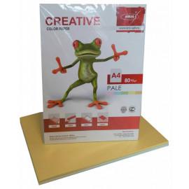 Бумага Creative БПPR-100R A4/80г/м2/100л./радуга пастель (5цветов) универсальная