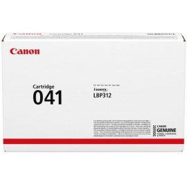 Картридж лазерный Canon 041 0452C002 черный (10000стр.) для Canon LBP312x