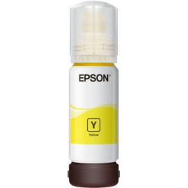 Картридж струйный Epson 106Y C13T00R440 желтый (1900стр.) (70мл) для Epson L7160/7180