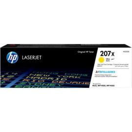 Картридж лазерный HP 207X W2212X желтый (2450стр.) для HP M255/MFP M282/M283