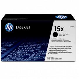 Картридж лазерный HP 15X C7115X черный (3500стр.) для HP LJ 1200/1220/1000W