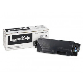 Картридж лазерный Kyocera TK-5150K 1T02NS0NL0 черный (12000стр.) для Kyocera P6035cdn/M6035cidn/M6535cidn