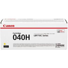 Картридж лазерный Canon 040HY 0455C001 желтый (10000стр.) для Canon LBP-710/712