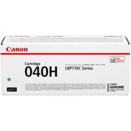 Картридж лазерный Canon 040HC 0459C001 голубой (10000стр.) для Canon LBP-710/712