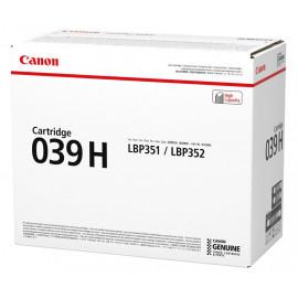 Картридж лазерный Canon 039HBK 0288C001 черный (25000стр.) для Canon LBP-351