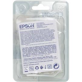 Картридж струйный Epson T1282 C13T12824012 голубой (260стр.) (3.5мл) для Epson S22/SX125