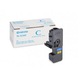 Картридж лазерный Kyocera TK-5230C 1T02R9CNL0 голубой (2200стр.) для Kyocera P5021cdn/cdw M5521cdn/cdw