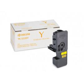 Картридж лазерный Kyocera TK-5220Y 1T02R9ANL1 желтый (1200стр.) для Kyocera M5521cdn/cdw P5021cdn/cdw