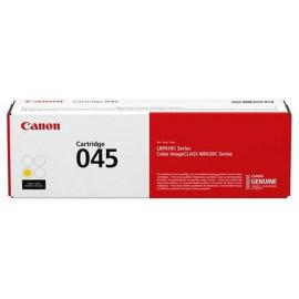 Картридж лазерный Canon 045 Y 1239C002 желтый (1300стр.) для Canon i-SENSYS MF630