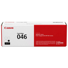 Картридж лазерный Canon 046 BK 1250C002 черный (2200стр.) для Canon i-SENSYS LBP650/MF730