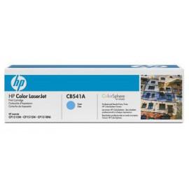 Картридж лазерный HP 125A CB541A голубой (1400стр.) для HP CLJ CP1215/CP1515/CP1518