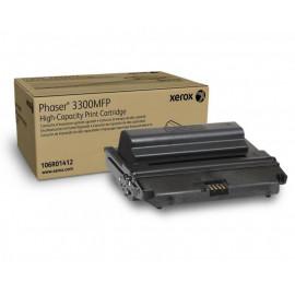 Картридж лазерный Xerox 106R01412 черный (8000стр.) для Xerox Ph 3300