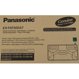 Картридж лазерный Panasonic KX-FAT400A KX-FAT400A7 черный (1800стр.) для Panasonic KX-MB1500/1520