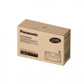 Картридж лазерный Panasonic KX-FAT410A KX-FAT410A7 черный (2500стр.) для Panasonic KX-MB1500/1520