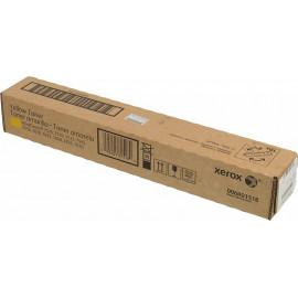 Картридж лазерный Xerox 006R01518 желтый (15000стр.) для Xerox WC7545/7556